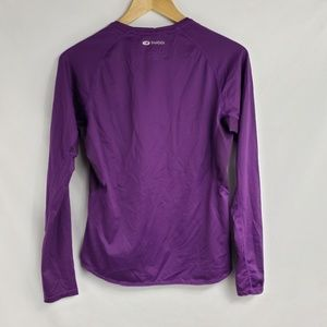 SUGOI Tops - Sugoi Purple Cycling Workout Long Sleeve Top